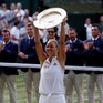 Thắng dễ Serena Williams, Kerber có danh hiệu Wimbledon đầu tiên trong sự nghiệp