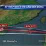 Vùng áp thấp mới có thể thành bão khi vào biển Đông