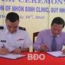 Bình Định tiếp nhận công trình trạm y tế phường do Hoa Kỳ tài trợ