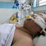 Mong manh sự sống 2 mẹ con bị cúm A/H1N1