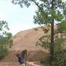 Hà Tĩnh: Mưa lớn gây sạt lở đất