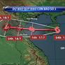 Bão số 3 giật cấp 10, di chuyển nhanh, gây mưa lớn từ Thanh Hóa đến Hà Tĩnh