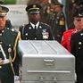 Mỹ sẽ nhận hài cốt binh sĩ từ Triều Tiên trong tuần tới