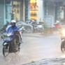 Vùng mưa lớn có khả năng dịch xuống Bắc miền Trung