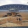 Nga: Sân vận động mới xây đã hỏng ngay sau World Cup