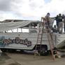 Chìm thuyền du lịch trên sông tại Mỹ, 11 người thiệt mạng