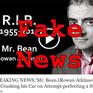 Cảnh giác với tin giả về diễn viên đóng Mr. Bean qua đời