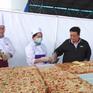 Xác lập kỷ lục bánh pizza lớn nhất Việt Nam