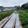 Đường sắt Hà Nội - Lào Cai đã được khôi phục lại sau mưa lũ