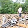 Mưa lũ tại Yên Bái: Hơn 20 nhà dân bị lũ cuốn trôi
