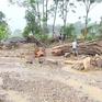 30 người chết và mất tích do mưa lũ, lũ quét, sạt lở đất