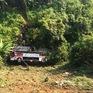 Chưa tìm thấy hộp đen của xe khách lao xuống vực ở Cao Bằng