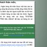 Khách hàng VPBank nhận được e-mail lừa đảo