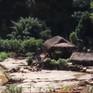 Giao thông vùng lũ Yên Bái còn nhiều khó khăn