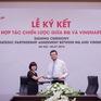 VinSmart ký kết hợp tác với BQ sản xuất điện thoại thông minh