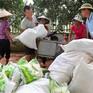 Hỗ trợ người dân tỉnh Lai Châu gặp thiên tai 620 tấn gạo