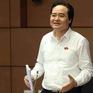 Bộ trưởng Phùng Xuân Nhạ trả lời chất vấn về giáo dục miền núi