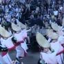 Hàng nghìn vũ công tham gia lễ hội khiêu vũ lớn nhất Nhật Bản