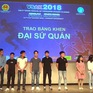 Đại hội TDTT sinh viên Việt Nam toàn Hàn Quốc lần thứ 11