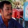 """Độc đáo máy hút rác làm đẹp sân trường của """"kỹ sư làng"""""""