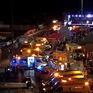 Hiện trường vụ sập sàn gỗ ở lễ hội âm nhạc tại Tây Ban Nha