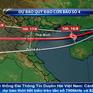 Bão số 4 hướng về đất liền miền Bắc, từ đêm 15/8 mưa to trên diện rộng