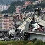 Lực lượng cứu hộ nỗ lực tìm kiếm người sống sót trong vụ sập cầu Italy