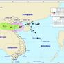 Bão số 4 đang ở trên vùng biển Hải Phòng đến Nghệ An, Bắc Bộ mưa to