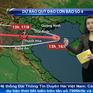 Bão số 4 giật cấp 11 ảnh hưởng trực tiếp khu vực Quảng Ninh - Nghệ An