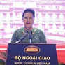 Chủ tịch Quốc hội Nguyễn Thị Kim Ngân dự Hội nghị Ngoại giao 30