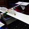 Nga trưng bày các UAV tấn công căn cứ không quân tại Syria