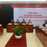 Hội thảo Chủ tịch nước Tôn Đức Thắng với giai cấp công nhân và công đoàn