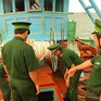 Xử lý nhiều tàu vận chuyển dầu trái phép tại vùng biển Côn Đảo