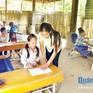 Hành trình học chữ còn nhiều gian nan ở vùng sạt lở