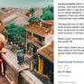 """""""Công chúa tóc mây"""" gốc Việt gây sốt với bộ ảnh chụp nơi quê nhà"""