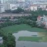 Nhiều dự án xây dựng, cải tạo hồ tại Hà Nội chậm triển khai