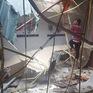 Hà Nội: Đứt cáp cẩu trục tại Mễ Trì, 2 người bị thương