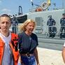 Nữ du khách Anh được cứu sống sau 10 giờ trôi trên biển Adriatic