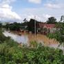 Nước sông Lam dâng cao, nhiều hộ dân tại Nghệ An bị ngập sâu