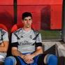 Courtois ngán ngẩm khi liên tục dự bị ở Real Madrid