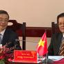 Đoàn TAND Tối cao Trung Quốc thăm và làm việc tại TP.HCM