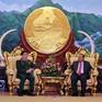 Việt Nam - Lào tăng cường hợp tác quốc phòng