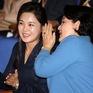 Hai Đệ nhất phu nhân Triều - Hàn thăm bệnh viện và học viện âm nhạc