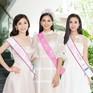 Hậu chung kết, Top 3 Hoa hậu Việt Nam 2018 tất bật với lịch trình dày đặc