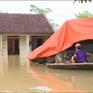 Người dân nhiều nơi ở Thanh Hóa bị cô lập do mưa lũ