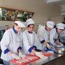 Giới thiệu ẩm thực Việt Nam tại Đại học Kinh tế thương mại Kiev