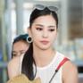 Hoa hậu Trần Tiểu Vy bật khóc trong lần đầu về quê Quảng Nam sau đăng quang