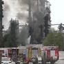 Đức: Thử tên lửa gây thảm họa cháy rừng