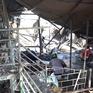 Nguyên nhân sơ bộ vụ cháy trên phố Đê La Thành: Do chập điện