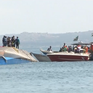 Gia tăng nạn nhân vụ lật phà ở Tanzania